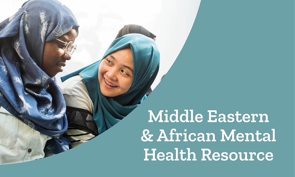 Middle eastern and african mental health