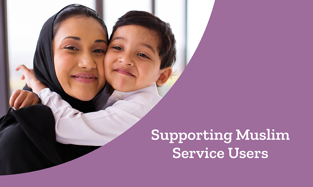 Supporting muslim service users