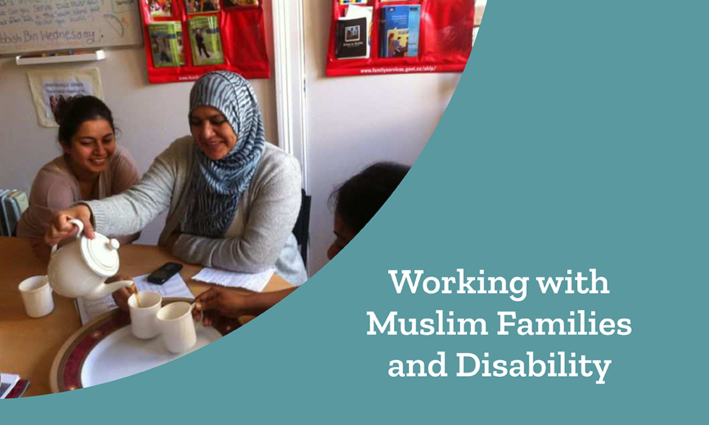 Working with Muslim Families and Disability